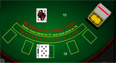 Black blackjack rules